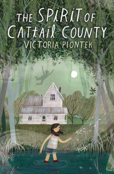 Annie blooms books your neighborhood independent bookstore in california author victoria pionteks middle grade debut the spirit of cattail county sparrow doesnt have many friends some kids believe her house fandeluxe Images